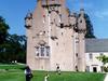 View Of Crathes Castle