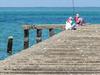 A Pier At Teluk Penyu