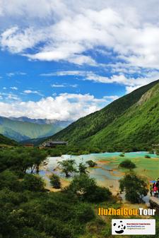 Jiuzhaigou Tour0826c