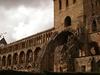 Jedburgh Abbey On A Cloudy Day