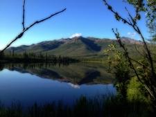Lake At Denali