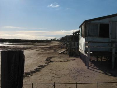 Beachfront Shacks