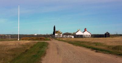 Fort Battleford National Historic Site