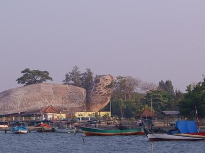View Of Kartini Beach