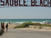 Entry To Sauble Beach