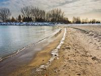 Woodbine Beach