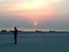 Sunset At Kuakata Beach