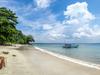 West End Of Karang Bolong Beach