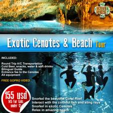 Exotic Cenotes