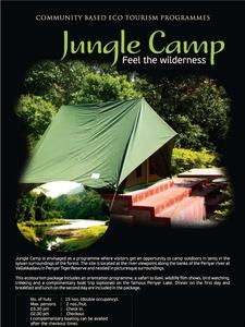 Jungle Camp Periyar