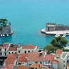 Nafpaktos View From The Fortress