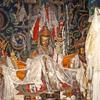 Altar With Guru Rinpoche