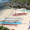 One Of The Beaches In Lubang Island