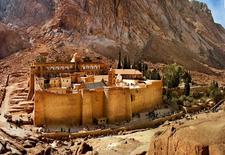 Monasterio De Santa Catalina En El Monte Sinai Egipto
