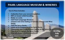 Paarl Museum Wineries