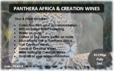 Panthera Africa Creation Wines