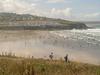 The Beach At Polzeath