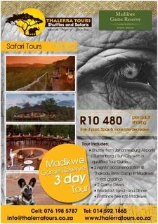 Thalerra Tours Digital Ad Madikwe