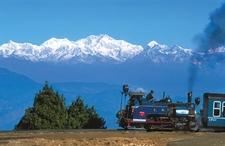 Toy Train Darjeeling
