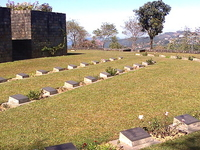 War Cemetery in Kohima
