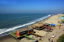 World Largest Sea Beach