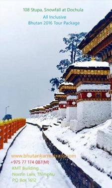 108 Stupa At 10080ft