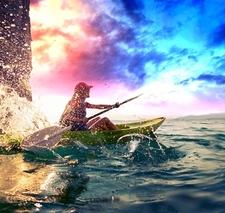 Colorful Horizons Lake Tahoe Kayak Tour