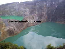 Kelimutu Lake On Tours And Travel To Flores Island