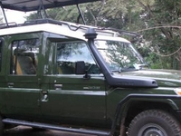 4x4 Safarilandcruiser