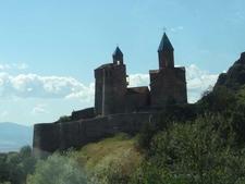 Kakheti Gremi Castle 01