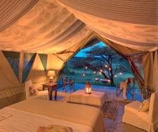 Luxury Camping Tanzania Serengeti1