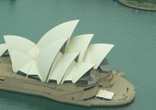 Opera House From The Air