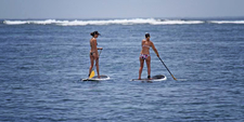 Stand Up Paddle Yoga Sanur 6