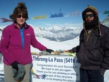 Thorong La Pass,Annapurna Circuit Trek