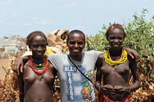 Ethiopia 0983 Dasenech Tribel
