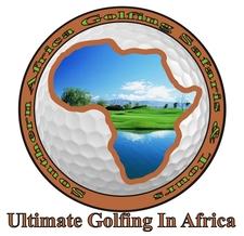 Ultimate Golfing In Africa Logo Jpeg
