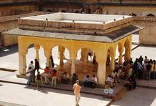 Baradari, Amber Fort, Jaipur