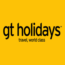 Gt Holidays Official Logo