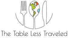 The Table Less Traveled Logo Master