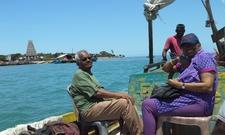 Jaffna: Naga Deepam