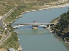 Bridge Of Dangchu River