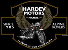 Hardev Logo Fin