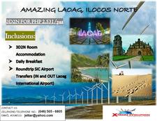 Laoag Ilocos Norte Tour