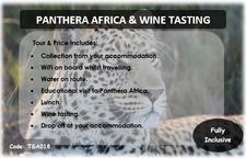 Tsa018 Panthera Africa Wine Tasting
