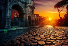 Ancient Rome From Https://eternalcitytours.com