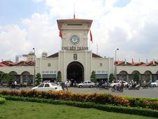 Ben Thanh Market Ho Chi Minh City