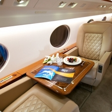 Company Jet Charter Services