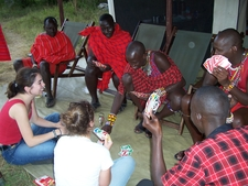 Masai Playing Cards