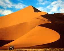 Namibia Some Of The Highest Dunes In The World