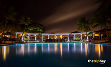 Night Dark Hotel Luxury